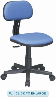 Armless Swivel Task Chair 499 Direct Office Chairs