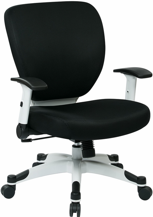 FUN Fabric Designer Mesh Office Chair