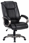 Harwick Heavy Duty Leather Office Chair [8229]