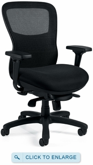 Mesh Office Chair With Lumbar Support OTG11668