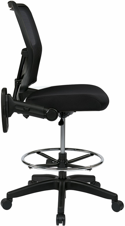 Office Star Space Drafting Chair Office Star Space Mesh Back