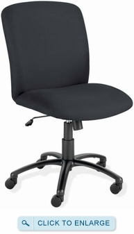 Safco 500 Lb. Big and Tall Executive High Back Chair [3490]