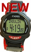 12 Alarm CADEX PEDIATRIC Watch Timer for Children / Kids and Young Adults (952437)