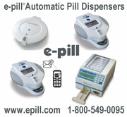 Get medsmart and compare e-pill Automatic Pill Dispensers