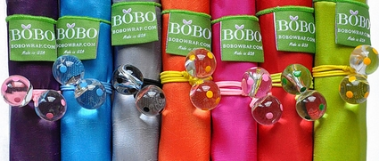 BOBO Bungees / Hair Accessories, 4 Pack