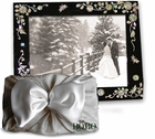 Mother of Pearl Picture Frame, Faith