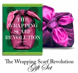 Wrapping Scarf Revolution, Signed Edition Gift Set