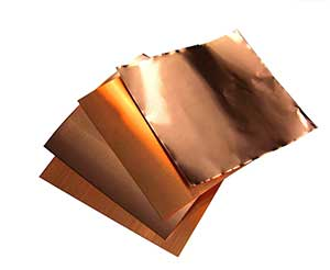 Copper Sheet Thickness Guide