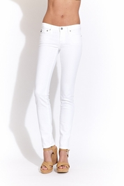 AG Adriano Goldschmied Stilt jeans in white FINAL SALE