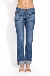 AG Adriano Goldschmied Tomboy jeans in 19yr mesa FINAL SALE