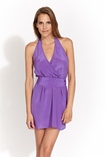 Rory Beca Persephone wrap dress w/obi belt FINAL SALE