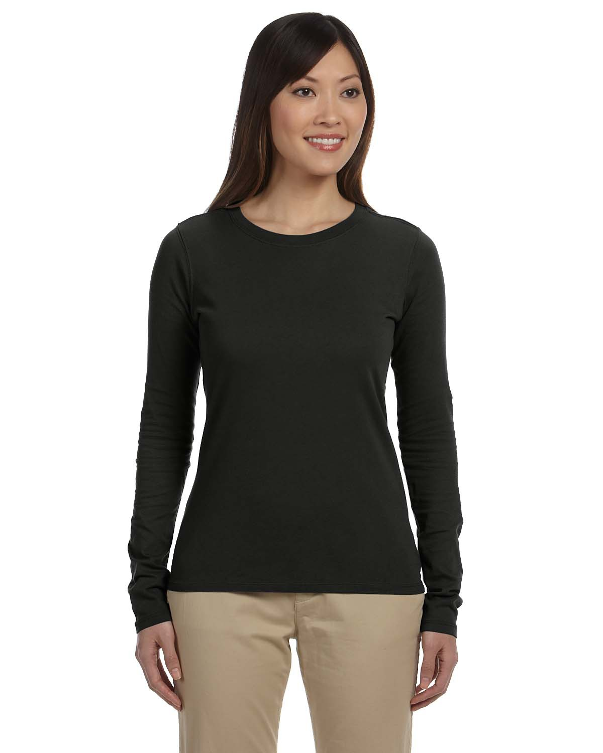 Long Sleeve Shirts: Free Shipping on orders over $45 at distrib-wq9rfuqq.tk - Your Online Tops Store! Overstock uses cookies to ensure you get the best experience on our site. If you continue on our site, you consent to the use of such cookies. T Flex Womens Comfort Long Sleeve T-Shirt Underscrub Tee Layering Shirt Uniform.