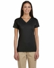 Women's Organic Cotton Short-Sleeve V-Neck T-Shirt