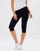 Women's Organic Bamboo Crop Leggings