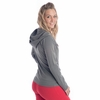 Women's Organic Cotton Zipper Hoodie