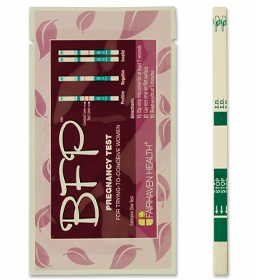 BFP Early Pregnancy Tests (Strips)
