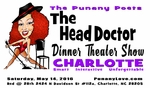 CHARLOTTE - The Head Doctor Dinner Theater Show