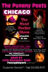 "CHICAGO, IL -  FRIDAY, AUGUST 29TH, 10:00PM -  The Punany Poets ""The Head Doctor Show for Lover's & Friends"" with Theresa Tha Songbird as seen on Verses & Flow"