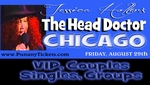 CHICAGO, IL -  FRIDAY, AUGUST 29TH, 10:00PM -  Jessica Holter Stars in The Head Doctor Show, The Punany Poets hottest show especially for lovers & friends with benefits