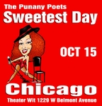 CHICAGO, IL - SATURDAY, OCTOBER 15, 2016 11:00pm - Sweetest Day Celebration with The Punany Poets