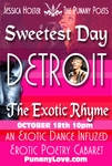 DETROIT - Jessica Holter's The Head Doctor Show: Sweetest Day Edition, Sunday, October 18th, 10pm