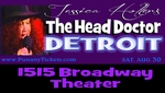 DETROIT, MI - SATURDAY, AUGUST 30TH, 10:00PM - Jessica Holter Stars in The Head Doctor Show, The Punany Poets hottest show especially for lovers & friends with benefits