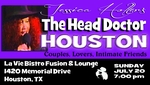HOUSTON, TX - SUNDAY, JULY 20TH, 7:00PM - Jessica Holter Stars in The Head Doctor Show, The Punany Poets hottest show especially for lovers & friends with benefits