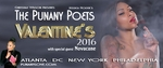"""NEW YORK, NY - FRIDAY, FEB 12 10pm - Jessica Holter presents """"21"""" A Black Tie Affair with Jessica Holter & Chrystale Wilson for The Punany Poets Valentine's Tour 2016"""