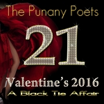 """NEW YORK, NY - SATURDAY, FEB 13 10pm - Jessica Holter presents """"21"""" A Black Tie Affair for The Punany Poets Valentine's Tour 2016"""