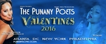 "NEW YORK, NY - SUNDAY, VALENTINE'S MATINEE, FEB 14 12:00 Noon - Jessica Holter presents ""21"" A Black Tie Affair with Jessica Holter and Chrystale Wilson for The Punany Poets Valentine's Tour 2016"