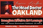 OAKLAND, CA - SATURDAY, MAY 3RD, 2014, 9:00pm - Jessica Holter stars in The Head Doctor Show for Lovers & Friends