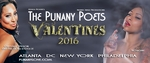 PHILADELPHIA, PA - SUNDAY, FEB 14th 2016 - The Punany Poets Valentine's Show with Chrystale Wilson & Goddess Tiara - The Perfect Date Night for Adults Only