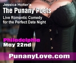 PHILADELPHIA - SUNDAY, MAY 22, 2016, 6:00PM - The Head Doctor's Dinner Theater Show with Punany Founder Jessica Holter and special guest Nikki Morgan and more