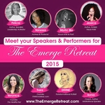 Phoenix, AZ - October 2nd thru Oct 4 -  Emerge Retreat for Women Only with Jessica Holter & Vanessa Williams