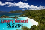 ST. THOMAS, US VIRGIN ISLANDS - The Punany Poets Lover's Retreat - Friday, April 22 through Sunday April 24, 2016