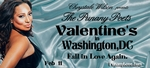 WASHINGTON, DC - THURSDAY, FEB 11th 2016 - Early Show 7:30pm - The Punany Poets Valentine's Show with Chrystale Wilson - The Perfect Date Night! Adults Only