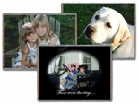 Photo / Picture Custom Blanket, Throw, Afghan, Woven, 70 x 54