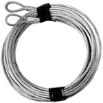 Residential Extension Spring Cables 12'