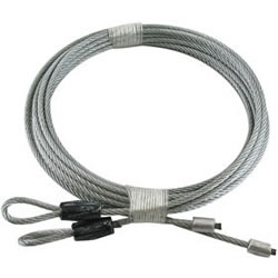 Residential Torsion Spring Cables