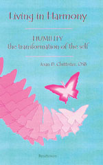 Living in Harmony: Humility, the Transformation of the Self 3 Cassettes
