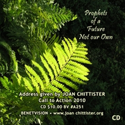 Prophets of a Future Not Our Own CD