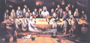 The Last Supper...poster