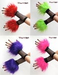 Custom Furry Wrist Cuffs - Choose Your Color!