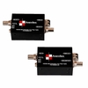 Avenview FO-HDSDI-L-SET HD-SDI Over LC Multimode Fiber Extender with
