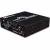 Broadata Link Bridge VGA with Audio & Data Over 1 SC Multimode Fiber