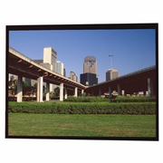 Da-Lite 76745 Perm-Wall Screen 108 x 144 Video Format Da-Mat Fabric