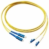 Fiber Instruments 8 SC to LC Fiber Cable (10Ft) Duplex/Multimode