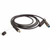OpticalCon Duo to SMPTE Camera Cable - 3 Foot