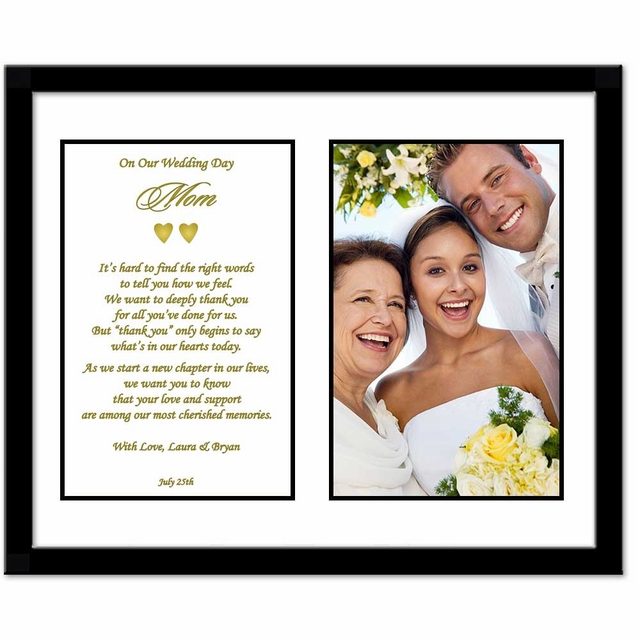 Meaningful Wedding Gift For Parents : Home > Bridal & Wedding Gifts > Wedding Parent Gift - Thank You to ...
