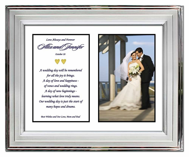 Bridal & Wedding Gifts > Wedding Gift Personalized for Bride & Gro...